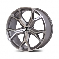 FR REPLICA  B5498 9.5x21/5x112 D66.6 ET37 GMF для BMW X5/X7 G05/G07 style 741M front/rear